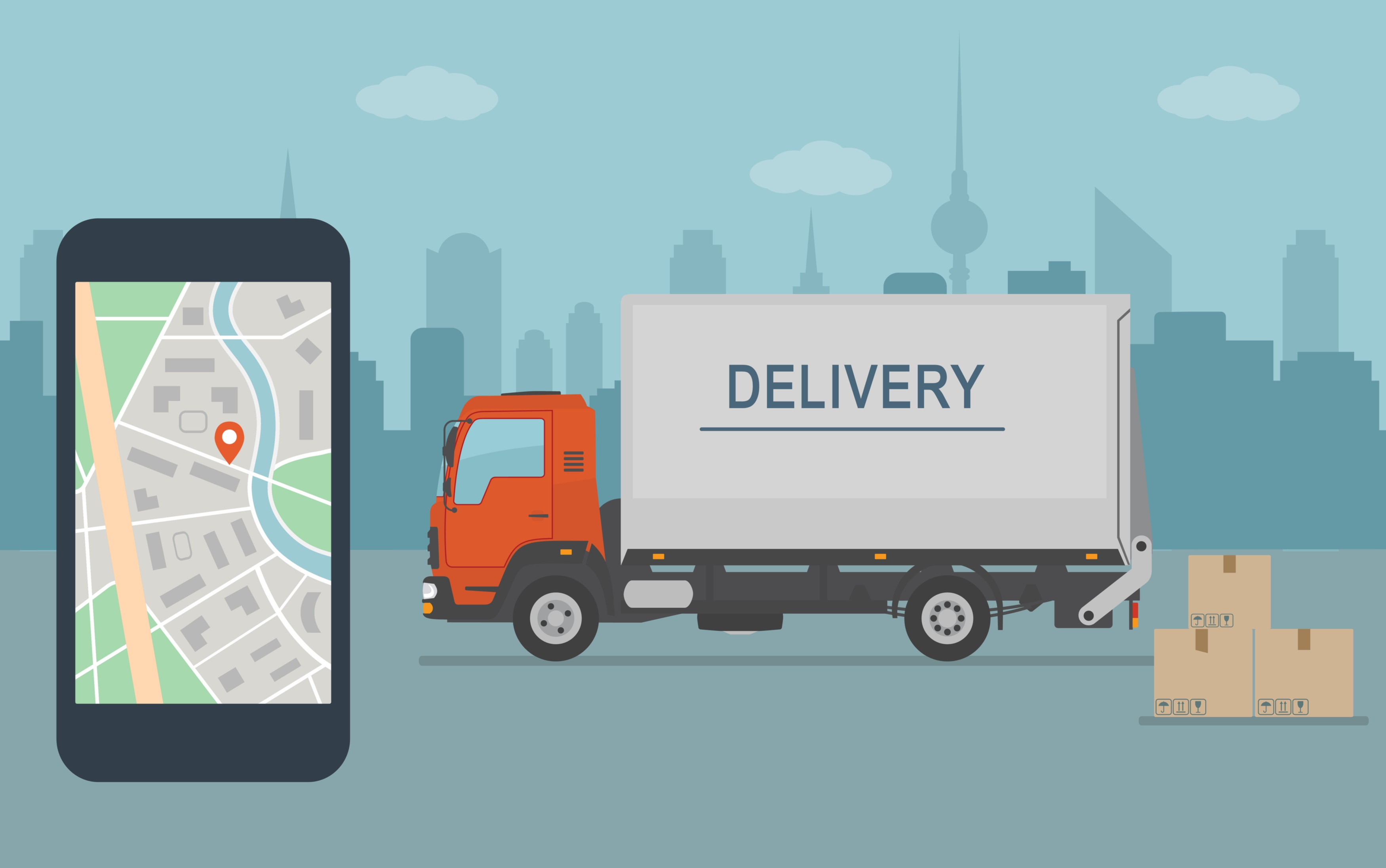 digital lorry receipts make it simpler and easy it can be generated easily handled with perfection and above all enables real time updates on delivery